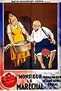 Monsieur le maréchal (1931) Poster