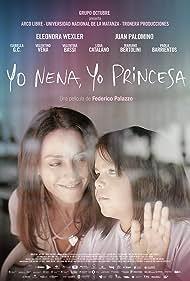 Eleonora Wexler and Isabella G.C. in Yo nena, yo princesa (2021)