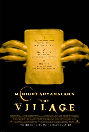 The Village Poster Image