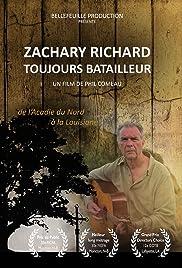 Zachary Richard toujours batailleur Poster