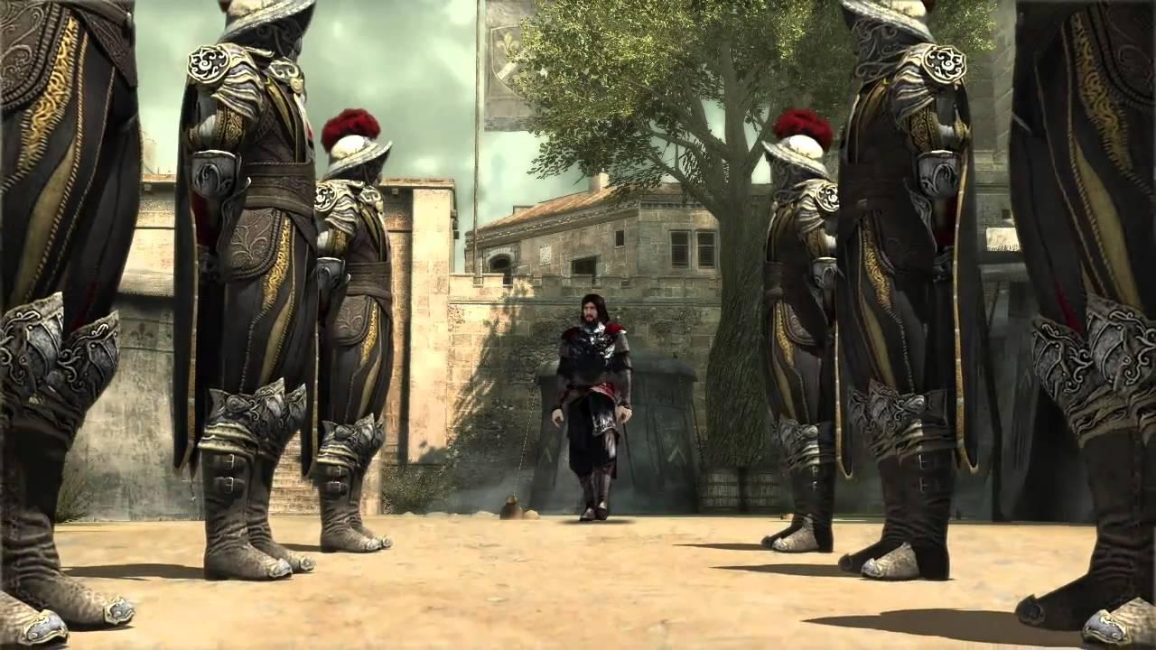 Assassin S Creed Brotherhood 2010