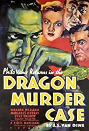 The Dragon Murder Case (1934) Poster - Movie Forum, Cast, Reviews