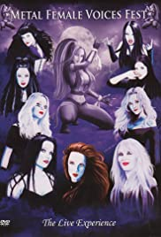 Metal Female Voices Fest - The Live Experience Poster