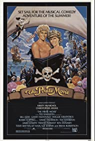 Christopher Atkins and Kristy McNichol in The Pirate Movie (1982)
