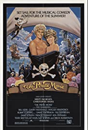 The Pirate Movie (1982) Poster - Movie Forum, Cast, Reviews