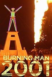 Burning Man 2001 Poster