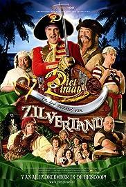 Piet Piraat en het zwaard van Zilvertand Poster