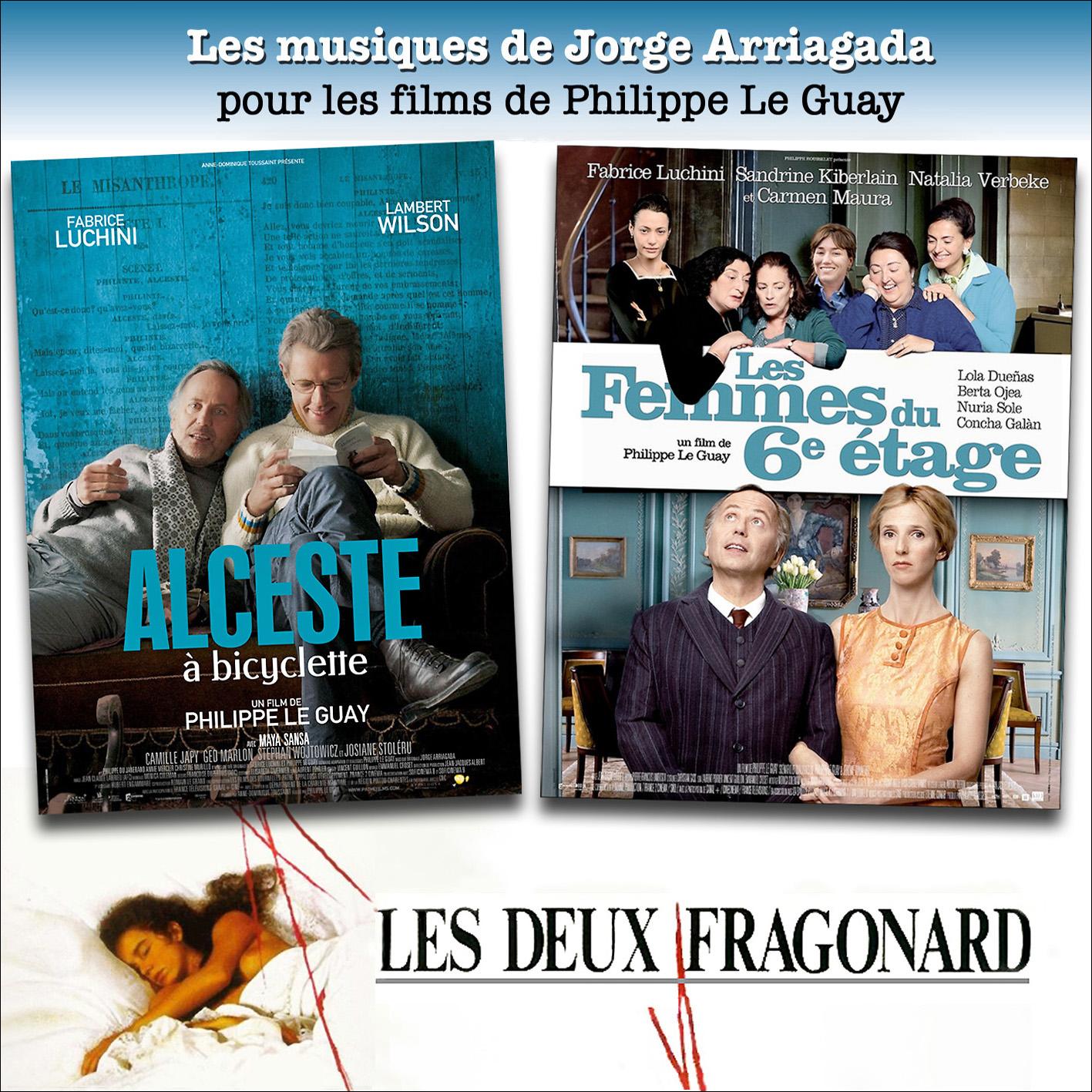 Les deux Fragonard (1989)