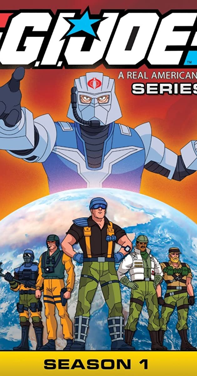 G I  Joe (TV Series 1990–1992) - IMDb