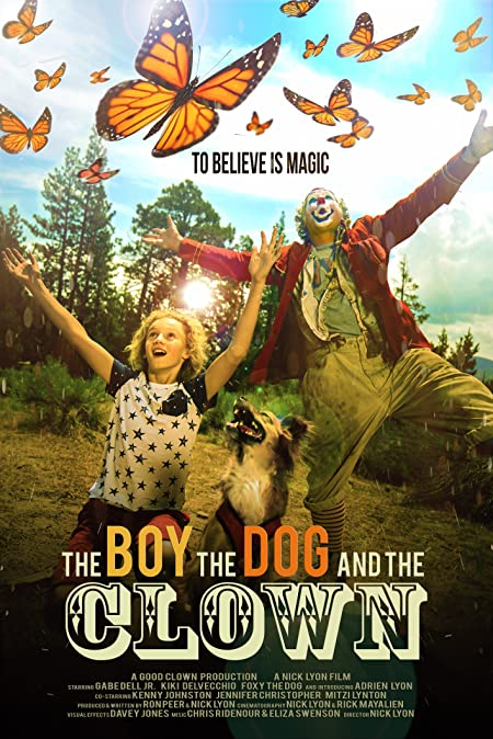 The Boy, the Dog and the Clown (2019)  English 720P | 1080P |  WEB-DL |  800MB | 1.4GB  | Download | Watch Online | Direct Links | GDrive