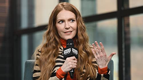 "BUILD: Being Only Adult in ""Locke & Key"" was Different for Darby Stanchfield"