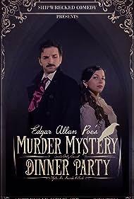 Sean Persaud and Sinead Persaud in Edgar Allan Poe's Murder Mystery Dinner Party (2016)
