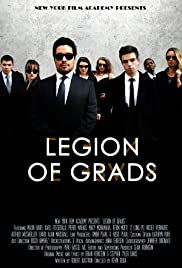 The Legion of Grads Poster