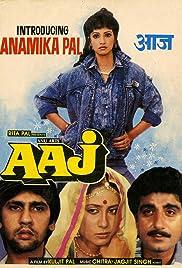 Aaj Poster