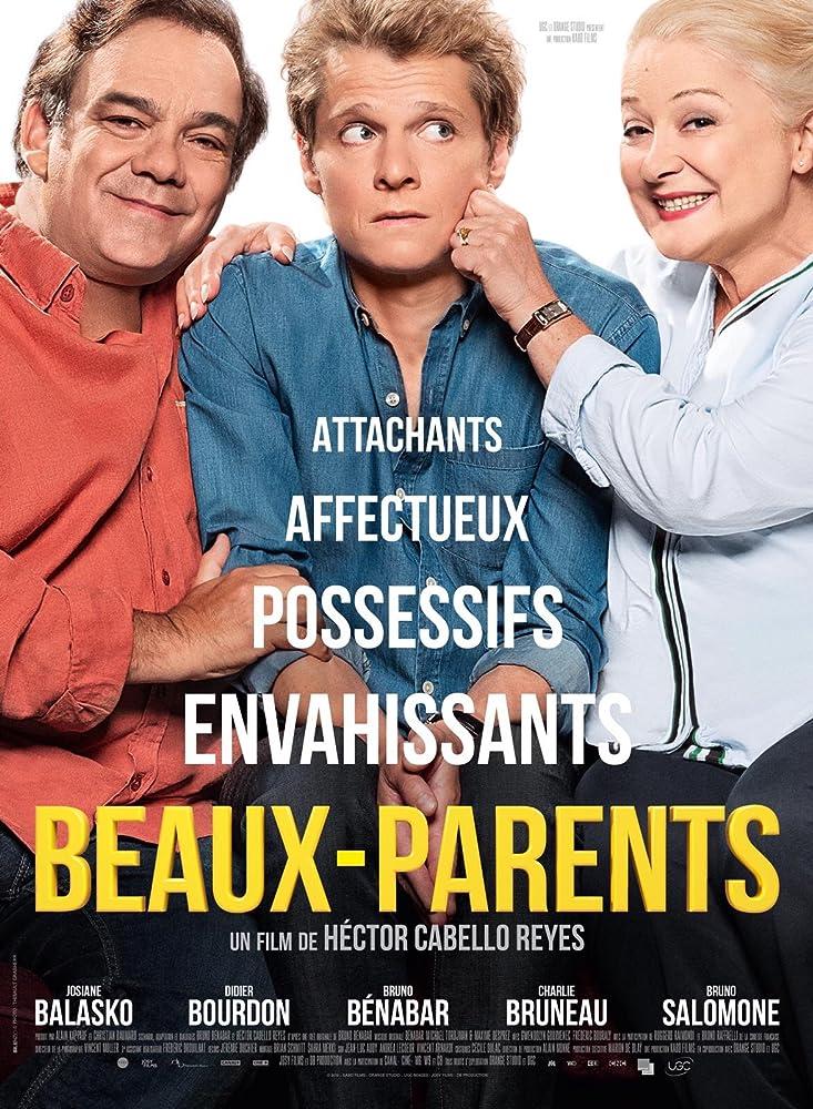 affiche du film Beaux-parents