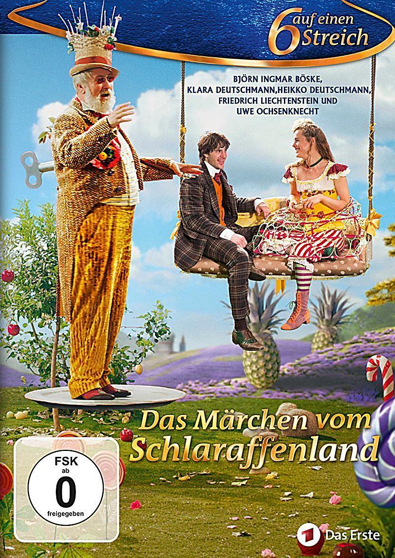 Das Märchen vom Schlaraffenland (TV Movie 2016) - IMDb