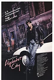 Alphabet City (1984) Poster - Movie Forum, Cast, Reviews