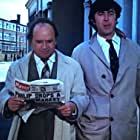 John Alderton and Richard Davies in Please Sir! (1971)