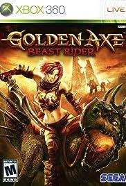 Golden Axe: Beast Rider Poster