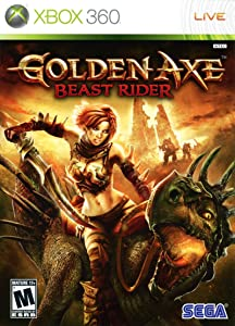High speed movie downloads Golden Axe: Beast Rider [480x640]