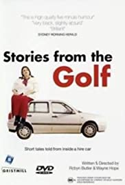 Stories from the Golf Poster