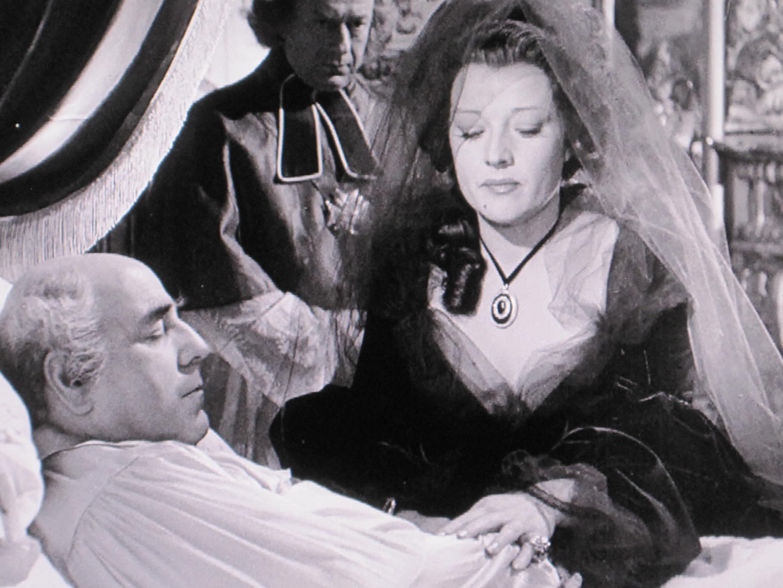 Margot Grahame in Black Magic (1949)