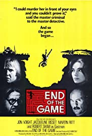 End of the Game Poster