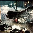 Bruce Willis, Kirsten Dunst, and Tobey Maguire in Vanity Fair: Killers Kill, Dead Men Die (2007)