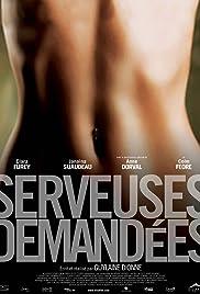 Serveuses demandées Poster