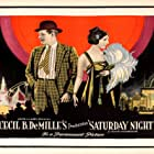 Leatrice Joy and Jack Mower in Saturday Night (1922)