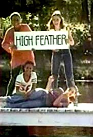 High Feather Poster