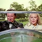 Patrick Macnee and Valerie Van Ost in The Avengers (1961)