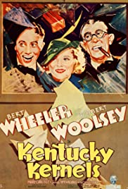 Kentucky Kernels(1934) Poster - Movie Forum, Cast, Reviews