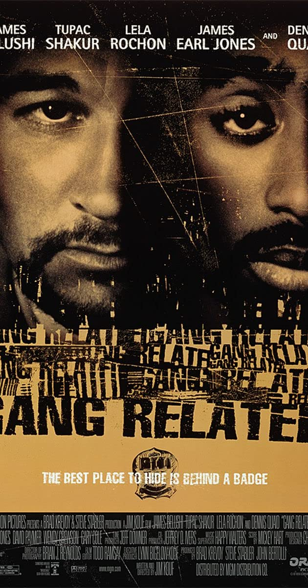 Subtitle of Gang Related