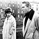 Peter Finch and Rita Tushingham in Girl with Green Eyes (1964)