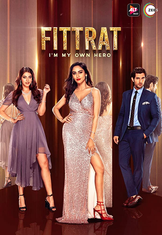 18+ Fittrat 2019 Hindi ALTBalaji Official Trailer 720p HDRip Download