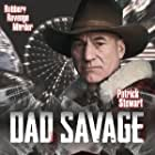 Patrick Stewart, Helen McCrory, Joe McFadden, and Marc Warren in Dad Savage (1998)