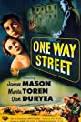 One Way Street (1950) Poster
