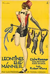 Georg Alexander, Max Glass, Claire Rommer, Adele Sandrock, Robert Wiene, and J. Fenneker in Leontines Ehemänner (1928)