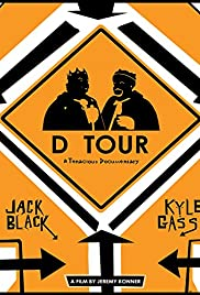 D Tour: A Tenacious Documentary Poster