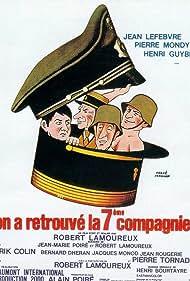 On a retrouvé la 7ème compagnie ! (1975)