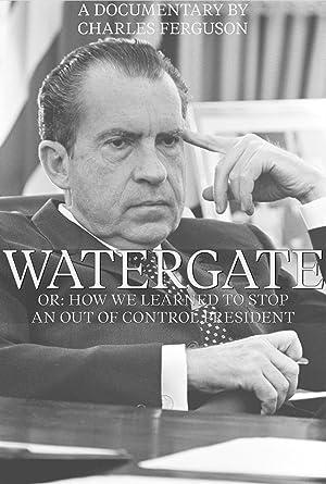 Where to stream Watergate