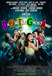 DOTGA: Da One That Ghost Away Poster