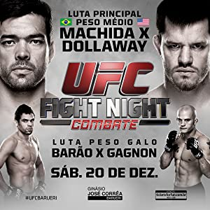 New movies trailers free download UFC Fight Night: Machida vs. Dollaway [hd1080p]