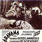 Charles Boyer, Annabella, and Conchita Montenegro in Caravane (1934)