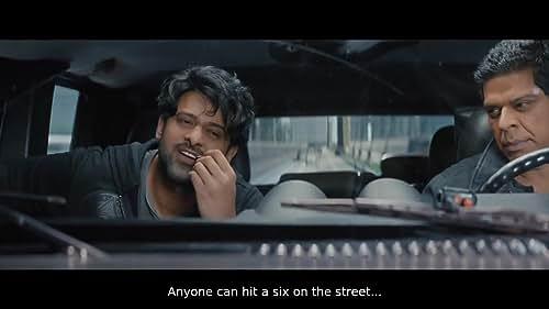 Saaho Telugu Trailer