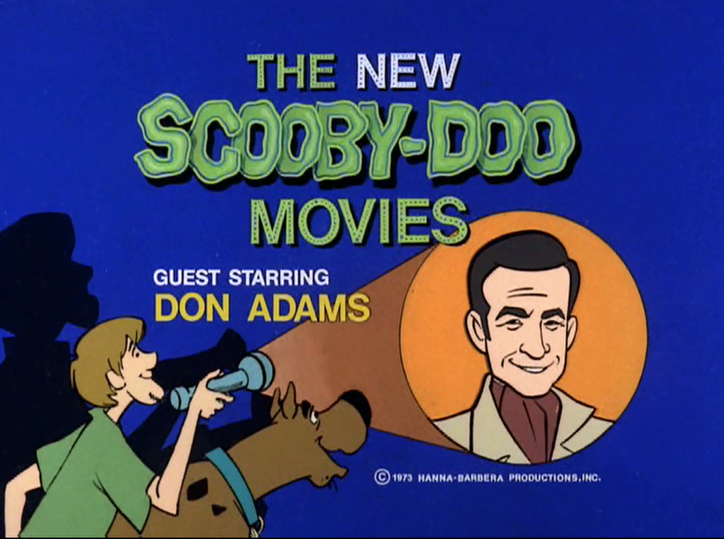 Don Adams in The New Scooby-Doo Movies (1972)