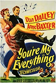 You're My Everything Poster