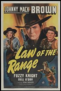 Good movies Law of the Range USA [SATRip]