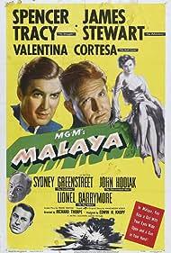Malaya (1950) Poster - Movie Forum, Cast, Reviews
